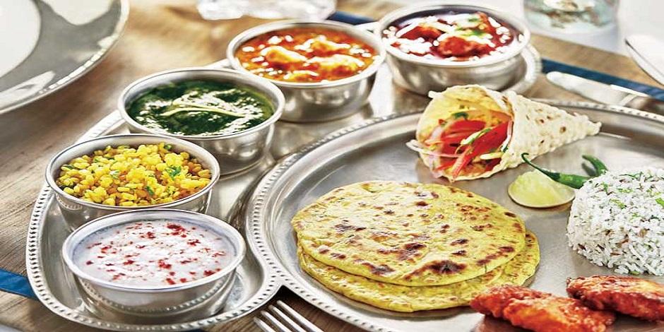 Cuisine du Train Deccan Odyssey