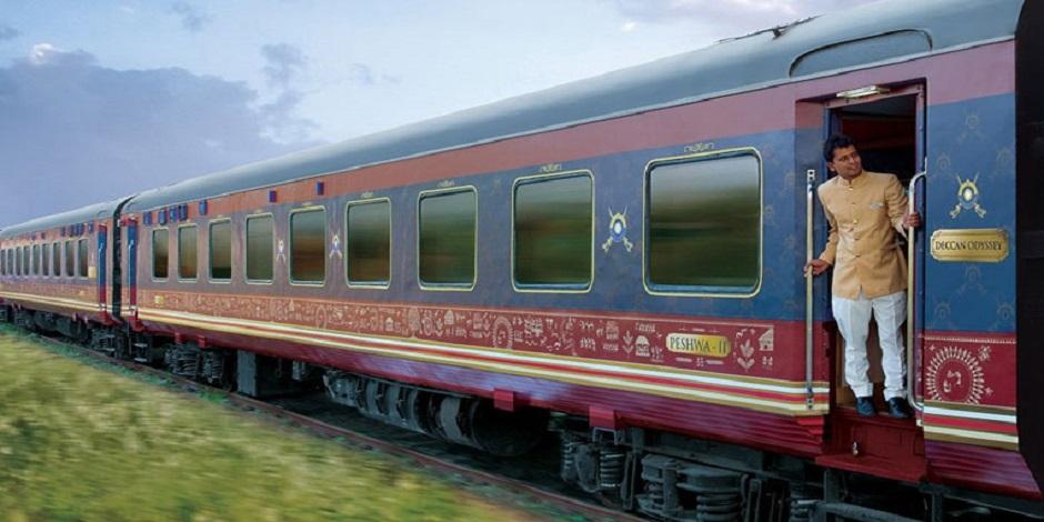 En route dans la campagne indienne
