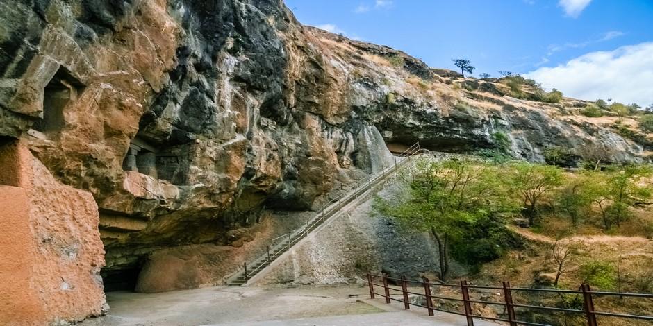 Grottes d'Aurangabad