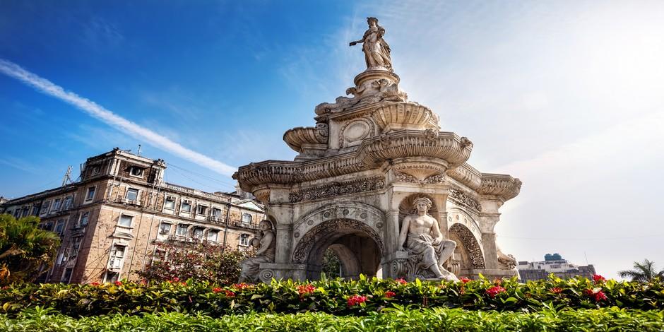 La fontaine Flora