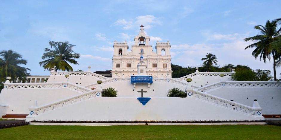 Église Notre-Dame-de-l'Immaculée-Conception