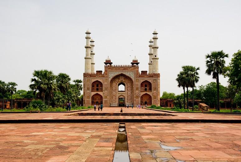 Mausolée d'Akbar le Grand
