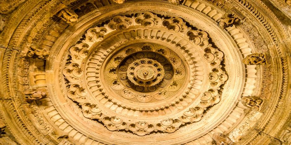 Témoin de l'architecture indienne