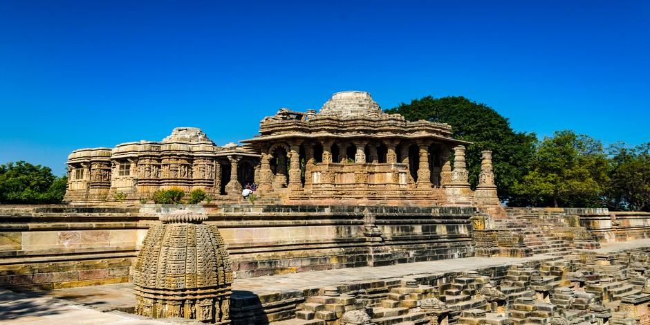 Endroit mythique de l'hindouisme