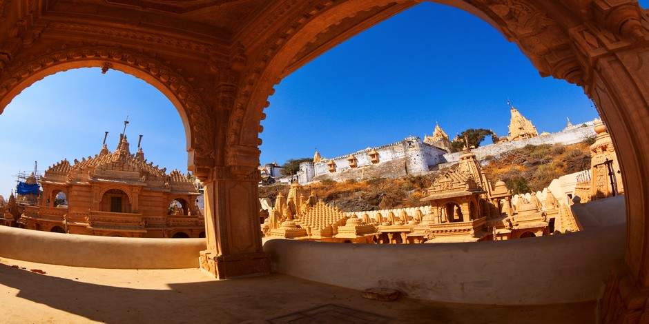 Les temples Palitana