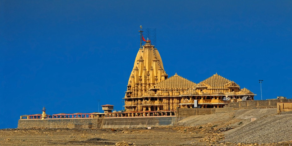 Le temple de Somnāth