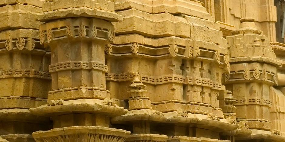 Temples jaïns à Jaisalmer