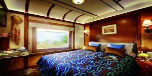 Cabine Train Deccan Odyssey